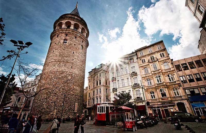 что самому посмотреть в Стамбуле - Галатская башня