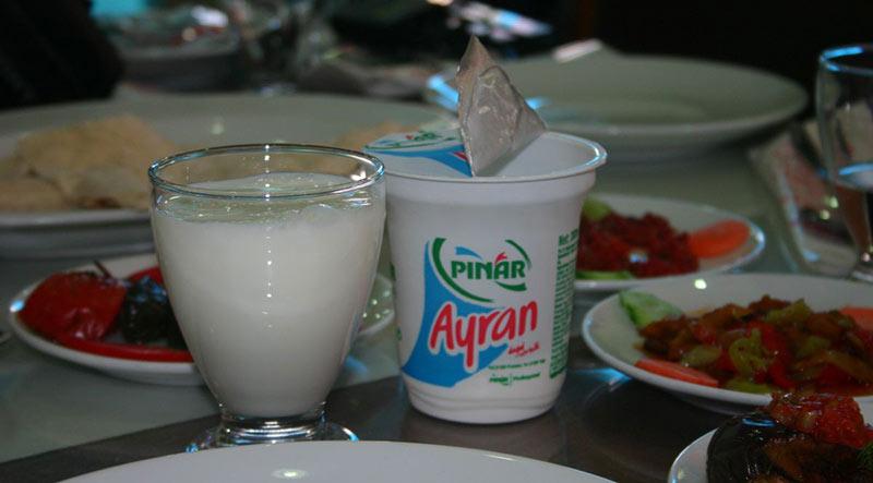турецкий айран